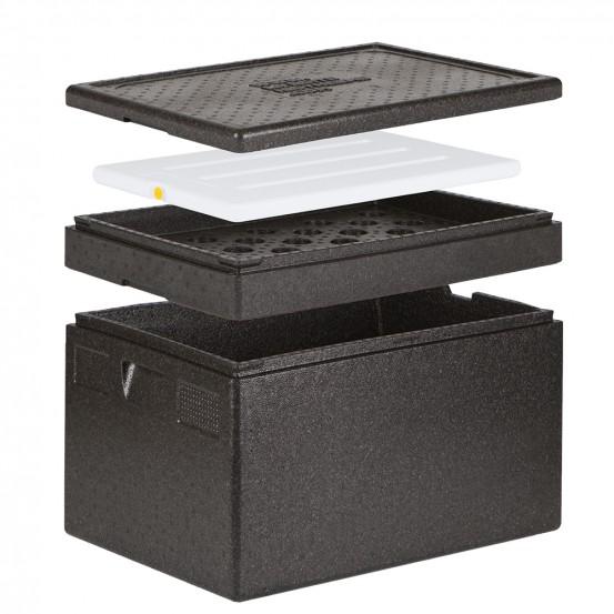 kit contenedor isotermo 80 litros para una cadena de fr o garantizada. Black Bedroom Furniture Sets. Home Design Ideas