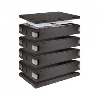 Cajas isotermas de polipropileno cool la caja - Cajas de polipropileno ...