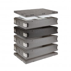 """Modulos (x4) """"PALLET BOX"""""""